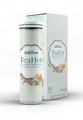 TeaHot Zencefilli Çay 10 Tablet-2