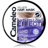 Cameleo Silver Saç Maskesi 200ml Mor Maske Doğal Cila
