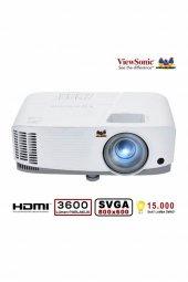 Viewsonic Pa503s 3600 Ansilümen 800x600 Dlp...