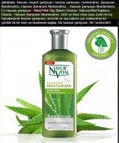 Natur Vital Organik Şampuan Aleo Vera Hassas Saçlar