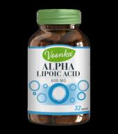 Voonka Alpha Lipoic Acid 32 Kapsül Skt 03 2021