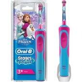Oral B Frozen Şarj Edilebilir Diş Fırçası...