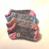Faik OKTAY Bayan Yazlık Comfort Patik 4'lü Paket-2
