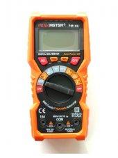 Peakmeter Pm16b Auto Range Dijital Multimetre True Rms