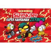 Süper Kahraman Zeymon Sizinkiler 30
