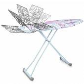 Doğrular Perilla Tomris Sepetli Ütü Masası - Mavi