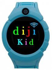 Dijikid  Akıllı Çocuk Saati - Yeni - Kameralı -3