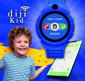 Dijikid  Akıllı Çocuk Saati - Yeni - Kameralı -7