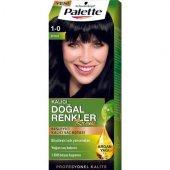 Palette Natural 1.0 Siyah Kalıcı Saç Boyası
