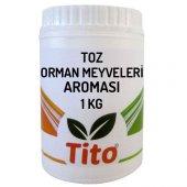 Tito Toz Orman Meyveleri Aroması Suda Çözünür 1 Kg