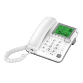 Ttec Tk6050 Kablolu Masa Telefon Beyaz
