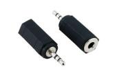 Ks419 3.5mm Stereo Dişi 2.5 Mm Stereo Erkek Adaptör