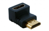 ADP-108 HDMI ERKEK- DİŞİ 90 DERECE ADAPTÖR