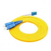 Sc Lc Sm Dx 9 125 Patch Cord3m