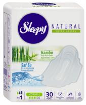 Sleepy Hijyenik Ped Eko Pk Natural Ultra Normal (30 Adet) Tekli Pk
