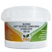 Tito Buz600 Soft Bitkisel Dondurma Stabilizörü 100 G