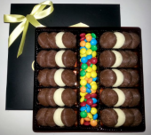 Mini Kuvertür Çikolata (Pasta Çikolatası) Seti 300 G 3 Adet