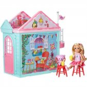 DWJ50 Barbie Chelseanin İki Katlı Evi DWJ50-4