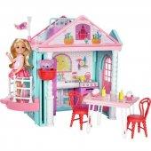 DWJ50 Barbie Chelseanin İki Katlı Evi DWJ50-5