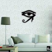 Ra' Nın Gözü Metal Tablo Duvar Dekoru