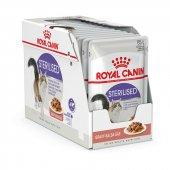 Royal Canin Kısır Kedi Konserve Pouch Maması 85 Gr X 12 Adet
