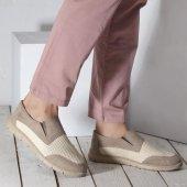 Bay Şerif Bahar Sezonu Erkek Keten Ayakkabı