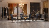 Zeyane Klasik Yemek Odası