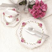 Hisar 41412 Korfu 36 Parça Porselen Kahvaltı...