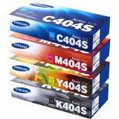 Samsung Clt 404s Orjinal Toner Seti C430 C480 C480fw (1.5k)