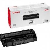 Canon CRG 708 Orjinal Siyah Toner (2.500 Sayfa)