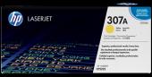 HP 307A / CE742A / CP5220 / CP5225 Sarı Orjinal Toner