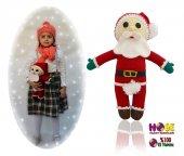 Noel Baba Örgü Bebek