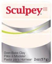 Sculpey Iıı Polimer Kil 010 Translucent...