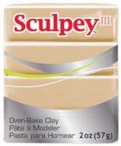 Sculpey III Polimer Kil 301 Tan (Sarımsı Kahve)