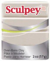 Sculpey Iıı Polimer Kil 1645 Elephant Gray (Fil...