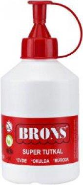 Brons Genel Amaçlı Beyaz Tutkal 250 Gr.