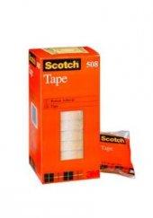 Scotch 508 Selofan Bant 19 Mm.x33 Mt. 8 Li Kutu