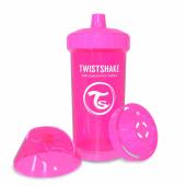 Twistshake Twistshake Kidcup 360ml Suluk Pembe...