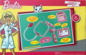 Barbie Doktor Seti 6 Parça -2