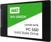 120gb Wd Green 3d Nand 2.5 545 465mbs Wds120g2g0a Ssd