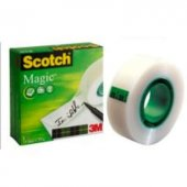 Scotch Magic Görünmez Bant 19 Mm.x33 Mt.