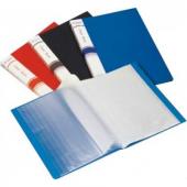 100 Lü Mavi A4 Sunum Dosyası