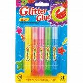 Amos Glitter Glue Neon Simli Yapıştırıcı 10,5...