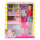 Dvx51 Barbie Bebek Ve Oda Setleri Serisi Mattel
