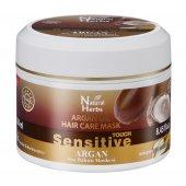 Natural Herbs Argan Saç Bakım Maskesi 250 Ml