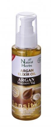Natural Herbs Argan Mucizevi Yağ 100 Ml