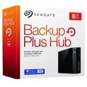 Seagate 3.5 8tb Bplus Usb 3.0 Siyah Stel8000200