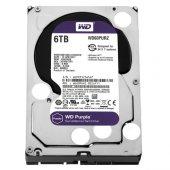Wd Purple 3,5 6tb 64mb 5400rpm Wd60purz