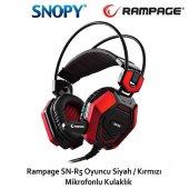 Rampage Sn R5 X Core Mik. Kulaklık Siyah...