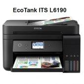 Epson L6190 Renkli Tanklı Fax Fot Tar Yazıcı A4...